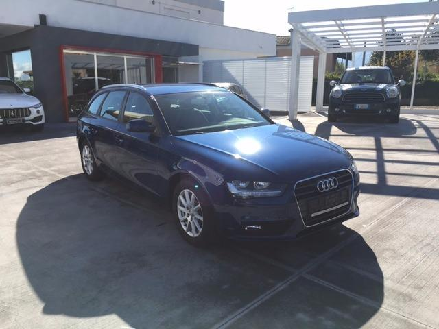 Left hand drive AUDI A4 2.0TDI S-Tr 177CV Business Plus NAVI CAMERA