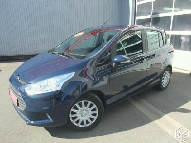 FORD B MAX (06/2014) - BLUE - lieu:
