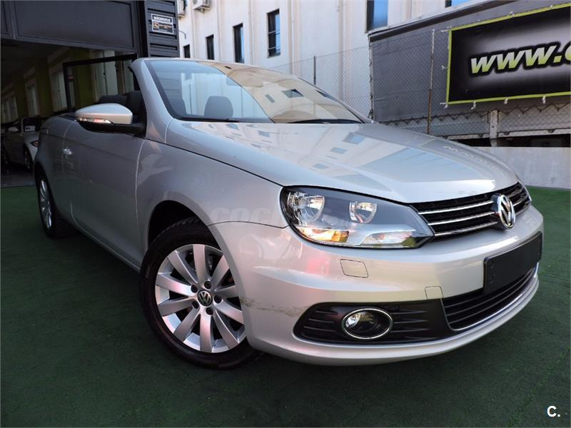 VOLKSWAGEN EOS 2.0 Tdi 140Cv Dsg Sport Bluemotion Tech Spanish
