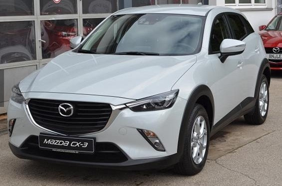 MAZDA CX-3 (120 PS) Exclusive-Line Voll-LED-Licht