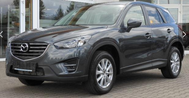 MAZDA CX-5 SKYACTTIV-D150 Exclusive-Line Navi LED