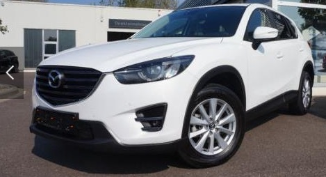 MAZDA CX-5 Exclusive-Line 2.2D Navi