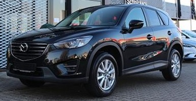 MAZDA CX-5 (05/2016) - BLACK METALLIC - lieu: