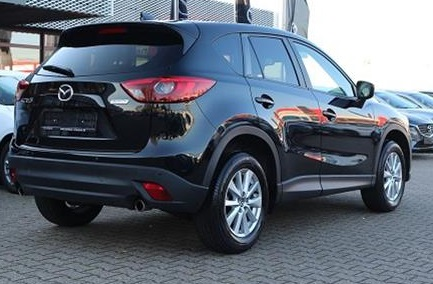 lhd car MAZDA CX-5 (05/2016) - BLACK METALLIC - lieu: