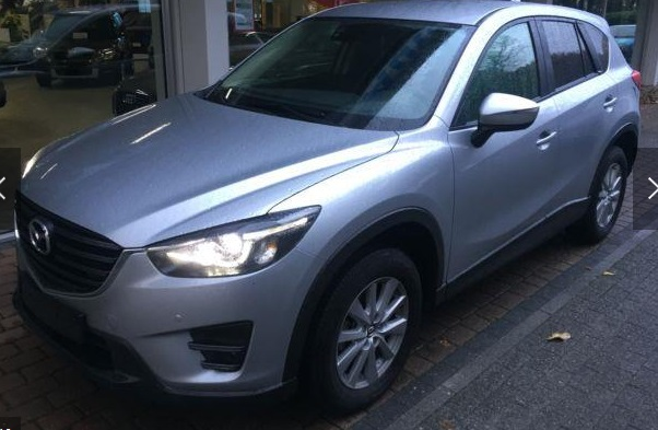 MAZDA CX-5 SKYACTIV-G 165 Exclusive-Line Navi PDC LED