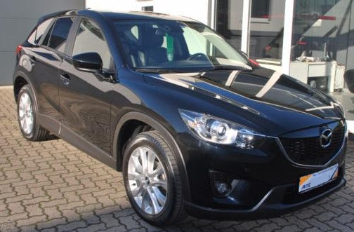 MAZDA CX-5 SKYACTIV-G 160 AWD Sports-Line
