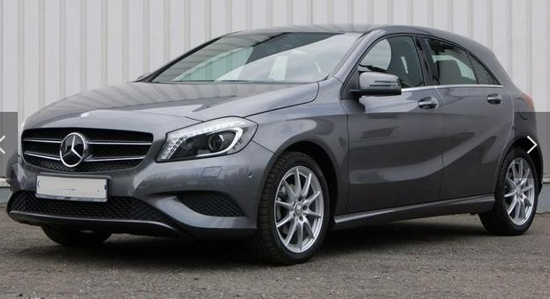 MERCEDES A CLASS A 180 CDI Style