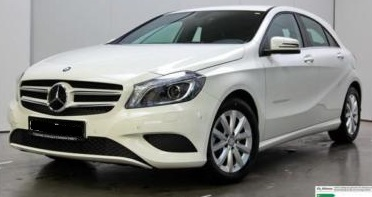 MERCEDES A CLASS A 180 Style