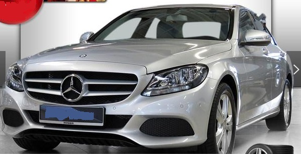 MERCEDES C CLASS C 220 BT ALU PTS SHZ BLUETOOTH KLIMA TEMPOM