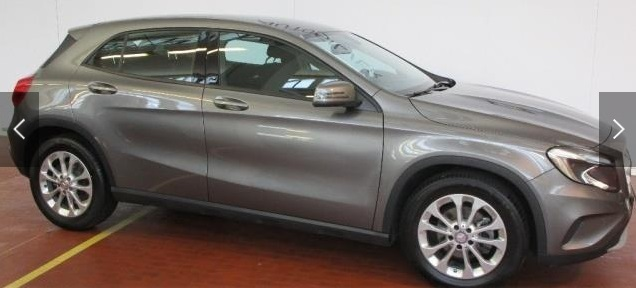 MERCEDES GLA 180 CDI  Executive