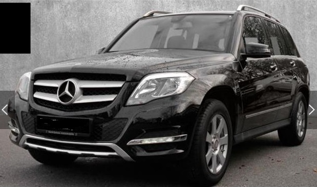 MERCEDES GLK CLASS 220 CDI BE Navi Sitzheizung LED Audio