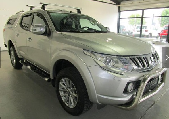 MITSUBISHI L200 Pick Up 4x4 mit Hard Top