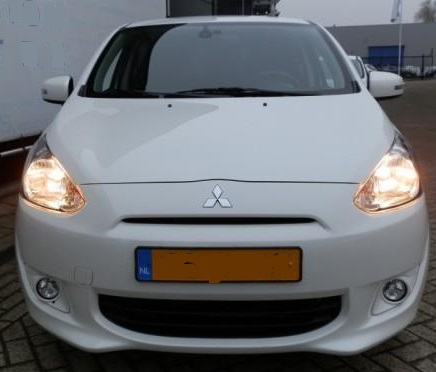 MITSUBISHI SPACE STAR 1.2 INSTYLE met NAVIGATIE,CLIMATE/CRUISE CONTROL