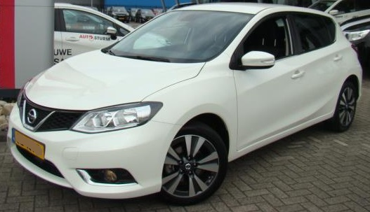 NISSAN PULSAR 1.2 DIG-T Xtronic Connect Edition