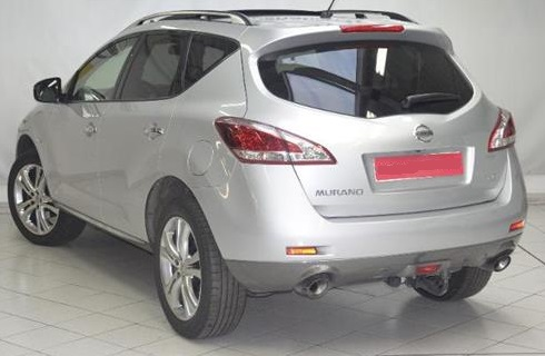 Left hand drive NISSAN MURANO 2.5 dCi 198ch All-Mode 4x4 BVA