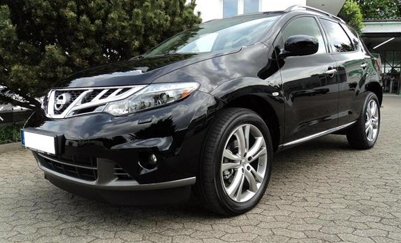NISSAN MURANO 2.5l dCI AT Executive Navi SHD