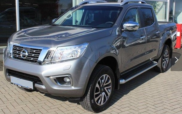 NISSAN NAVARA 2.3 DC N-Connecta, AHK, LED, HDS