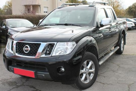NISSAN NAVARA 2.5 dCi 190ch Double-Cab Business BVA