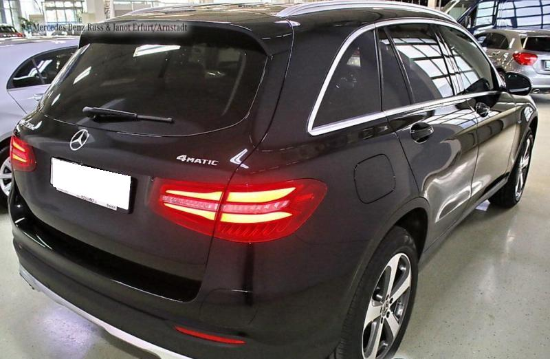 MERCEDES GLC 350 EXECUTIVE HYPRID