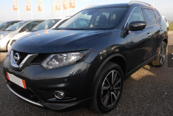 NISSAN X TRAIL dCi 130 M/T 4x2 Connect Edition