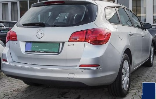 Left hand drive OPEL ASTRA J 1.7 CDTI Edition PDC Navi Tempo USB AUX