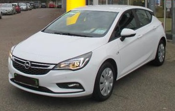 OPEL ASTRA  K Business 1.6 CDTI