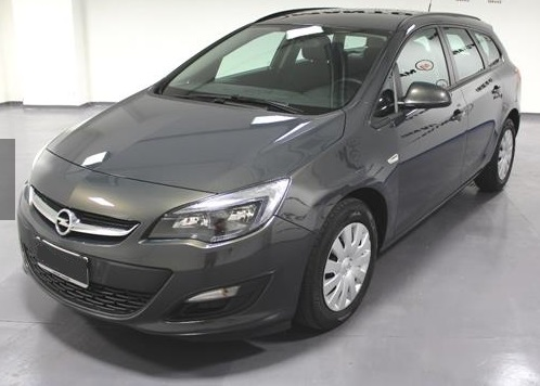 Left hand drive OPEL ASTRA 1.4 T 140CV Sports Tourer Elective