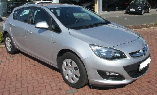 OPEL ASTRA J 1.6 EcoTec Selection