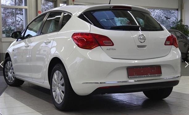 Left hand drive OPEL ASTRA 1.6 Selection