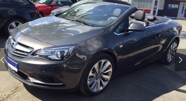 OPEL CASCADA  1.6 ECOTEC DI Turbo S/S Innovation
