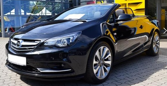 OPEL CASCADA  2.0 CDTI Innovation