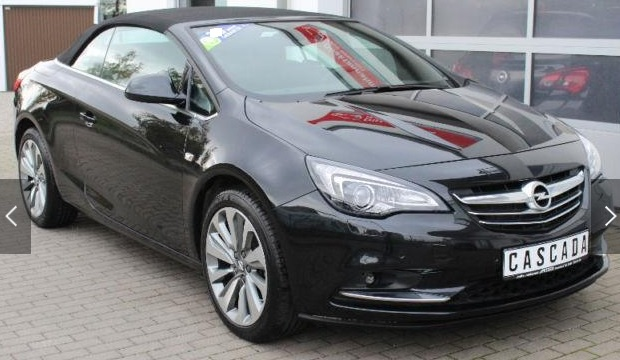 OPEL CASCADA Innovation 2.0 Bi-Turbo CDTI S/S Standh.