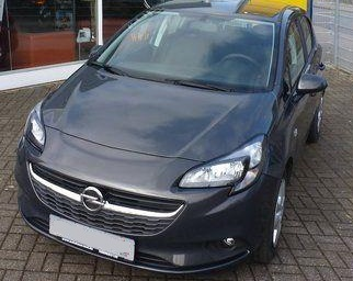 OPEL CORSA (02/2016) - GREY METALLIC - lieu: