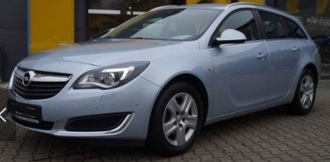 Left hand drive OPEL INSIGNIA ST Edition 1.4 Turbo*PDC*EL.Heckklappe*