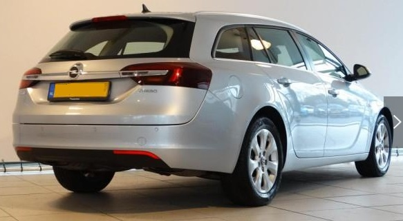 Left hand drive OPEL INSIGNIA  1.6T 170PK ST EDITION NAVI PDC TEL