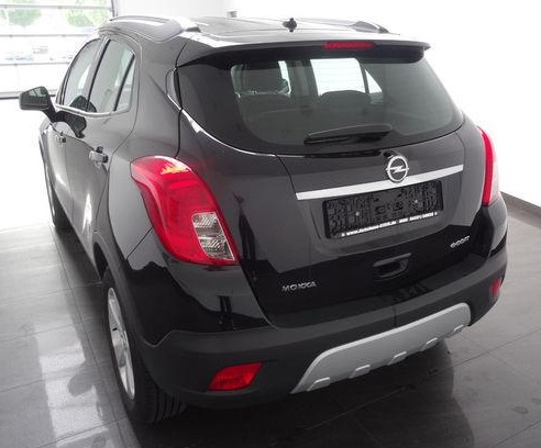OPEL MOKKA (06/2015) - BLACK METALLIC - lieu: