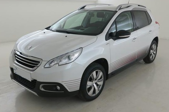 PEUGEOT 2008 1.2 PureTech Urban Cross