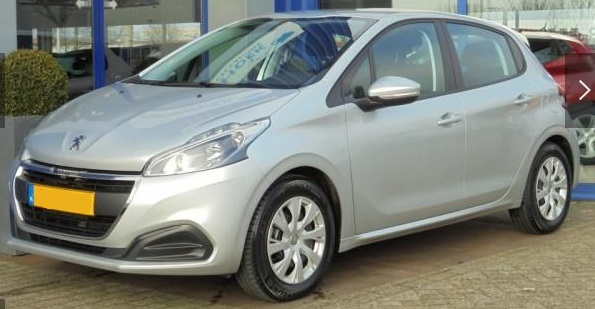 PEUGEOT 208 ACTIVE 1.2 PURE TECH 82