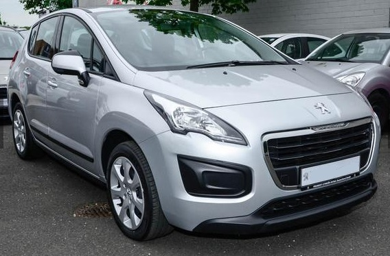 PEUGEOT 3008 Access HDi 115 Klima Bluetooth