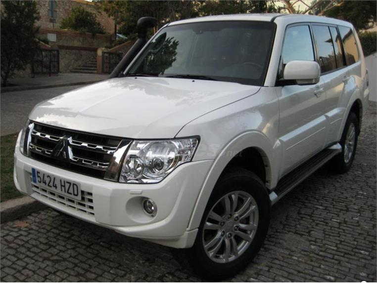 MITSUBISHI PAJERO 3.2 DID MOTION SPANISH REG