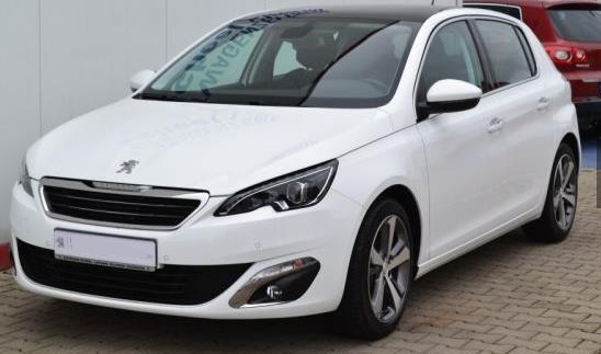 PEUGEOT 308 PureTech 130 EAT6 Stop & Start Allure