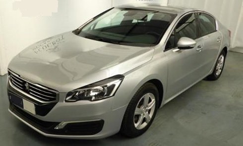 Left hand drive PEUGEOT 508 2.0 HDi 140ch FAP Active