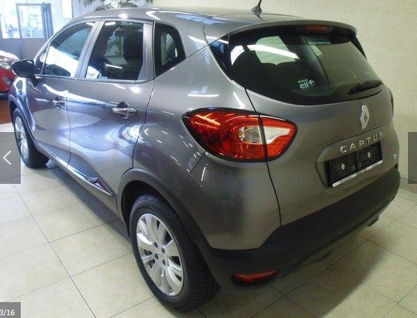 Left hand drive RENAULT CAPTURE Expression Energy dCi 90