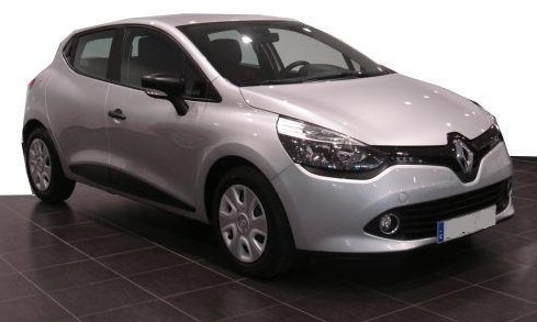 Left hand drive RENAULT CLIO dCi 75 Business eco2 75CV