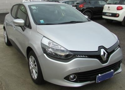 Left hand drive RENAULT CLIO 1.2 75CV Wave X