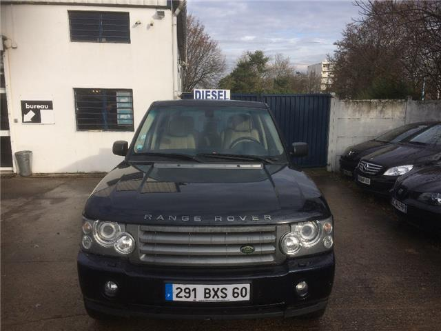 LANDROVER RANGE ROVER TDV8 VOGUE FRENCH REG
