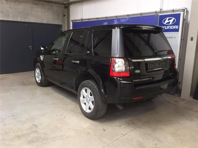 Left hand drive LANDROVER FREELANDER TD4 S DOUBLE SUNROOF