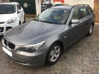 BMW 5 SERIES 520D BUSINESS