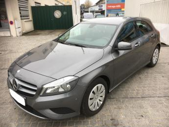 Left hand drive MERCEDES A CLASS 200 BUSINESS