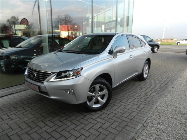 Left hand drive LEXUS RX450h 3.5i V6 AWD GPS LEATHER CAMERA